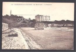 SAINT GEORGES DE DIDONNE - Le Boulevard - L' Océanic - Saint-Georges-de-Didonne