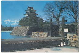 EB1363    Matsumoto Castle, Nagano - Giappone
