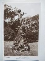 H50 London - Kensington Gardens- Peter Pan Statue - Londres