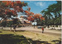 AFRIQUE,AFRICA,CONGO,PHOT O CHARETON,POINTE NOIRE,PLACE DE LA GARE,route Ancienne - Pointe-Noire
