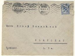 Finnland Michel No. 90 auf Brief