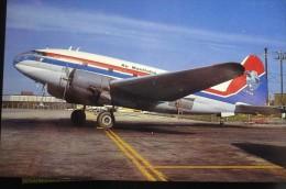 AIR MANITOBA   C 46   C GTXW - 1946-....: Ere Moderne