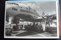 CONSTELLATION      TWA - 1946-....: Era Moderna