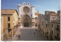 7192- POSTCARD, TARRAGONA- THE CATHEDRAL - Tarragona