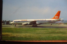 VIASA VENEZUELA     DC 8    YV 129C  EDITION MARY JAYNES - 1946-....: Moderne