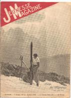 Jeunesse Magazine N°13 (3 ème Année) Du 26 MARS 1939 Neige De Printemps Par Gabriel Henry - Autres