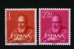 Spanje 1960  - Michel  1187/1188**- POSTFRIS - NEUF SANS CHARNIERES - MNH - POSTFRISCH- Catw 0,4€ - 1931-Aujourd'hui: II. République - ....Juan Carlos I