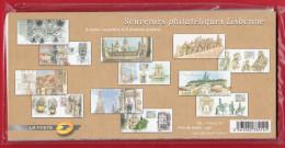 FRANCE 6 BLOCS SOUVENIR N° 38 A 43 CAPITALE EUROPEENNE LISBONNNE NEUF ** SOUS BLISTER NON OUVERT. - Blocks & Kleinbögen