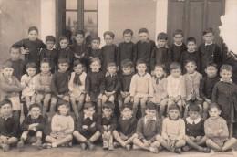 Ecole De Garçons - Carte Photo - Schools