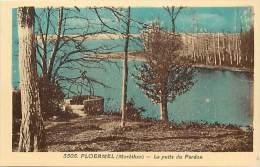Morbihan - Ref RB A231- Ploermel - Le Puits Du Pardon   -carte Bon Etat  - - Ploërmel