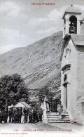 C2331 Cpa 65 Chapelle De Héas - La Sortie De La Messe - Frankreich