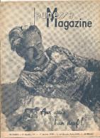 Jeunesse Magazine N°1 (3 ème Année) Du 1er Janvier 1939 Aux Gais L´an Neuf Par Christian De Caters - Zeitschriften & Magazine