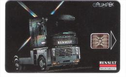 Czech Rep. - Renault Truck - 150 Units - Czech Republic
