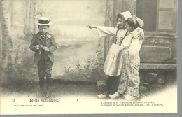 """ENFANTS....LOT DE 8 CP...""""Idylle Villageoise"""".....TRES BON ETAT.......14 X 9 - Humorous Cards"""