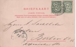 Nr. 1697 ,  Briefkaart , Niederlande - Periode 1891-1948 (Wilhelmina)