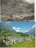 SCHWANDEN Mit Weiler THON Schwändi Glarus 2 Karten - GL Glaris