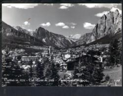 J543 Cortina ( Belluno ) Col Rosa E Pomagagnon - Foto Edizioni R Costantini - Italia