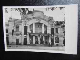 AK GMÜND Ceske Velenice Bahnhof 1940 // U2814 - Gmünd