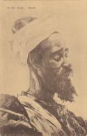 Sudan Sheikh In Typical Costume 1917 - Sudan