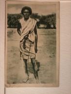 Cart. -  Africa Orientale - Eritrea  - Ragazzo Somalo. - Eritrea