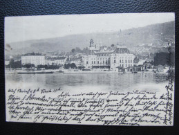 AK NEUCHATEL 1903  // U3008 - NE Neuenburg
