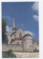 21-GRANCEY LE CHATEAU-COLLEGIALE ST JEAN  - RECTO/ VERSO-C3 - Autres Communes