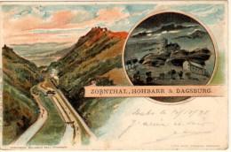 Zornthal, Hohbarr & Dagsburg - Précurseur - Ohne Zuordnung