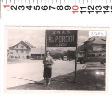 A 3789 CANAZEI PASSO PORDOI CORRIERA D EPOCA  NV - Trento