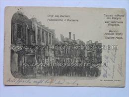 Ukraine 85 Buczacz Buchach Destroyed Foto Nessenbaum Ed Schwarz Stanislau - Ukraine