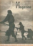 Jeunesse Magazine N°36 (2 ème Année) Du 04 SEPTEMBRE 1938 Etapes Portugaises Par André Falcoz - Magazines Et Périodiques