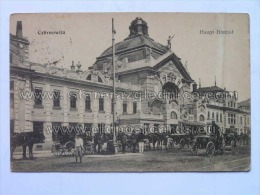 Ukraine 38 Czernowitz Bukowina Station Bahnhof Ed 3616 Gottlieb - Ucraina