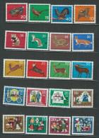 Allemagne Bundespost Berlin Neuf - Sammlungen