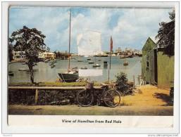 I218 ANTILLES BERMUDA CARNET MULTI VUES 19 13 VUES TIMBRES - Bermudes