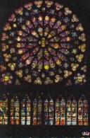 7-fra65. Postal Francia. Paris. Rosace Sud De Notre Dame - Notre Dame De Paris