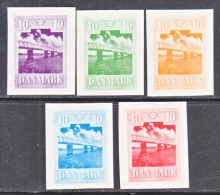 DENMARK  NIELSENS  ESSAYS  1938  * - Proofs & Reprints