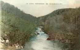 - CPA  - 15 - LE CANTAL PITTORESQUE - N°245 - Les Gorges De La Cère  -  010 - Unclassified