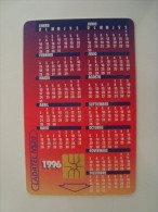 MEXICO - CALENDAR 1996 - HARD TO FIND