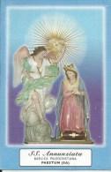 SANTINO  SS. ANNUNZIATA BASILICA PALEOCRISTIANA PAESTUM - Images Religieuses