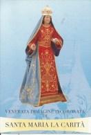 SANTINO  S.TA MARIA DELLA CARITA' - Santini