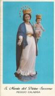 SANTINO S. MARIA DEL DIVINO SOCCORSO REGGIO CALABRIA - Imágenes Religiosas