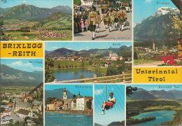 Austria - 6230 Brixlegg - Reith Bei Brixlegg - Ansichten - Unterinntal - Brixlegg