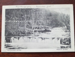 Luftkurort Eupen Wasserfall Der Soor ( Bezettingsleger ) December Anno 1918 ( Zie Foto Details ) !! - Eupen