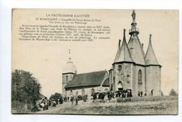 CPA 70  : RONCHAMP   Chapelle Animée   1918   A   VOIR  !!! - France