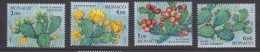 1992-MONACO.N°1817/1820** FIGUIER DE BARBARIE - Unused Stamps