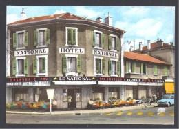 ANNEMASSE - Hôtel Restaurant  LE NATIONAL  - Format 148 X 104 Mm - Annemasse