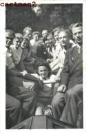 2 CARTE PHOTO : ESPERANTISTES A BLANKENBERGHE ET BRUGES ESPERANTO CONGRES CONGRESSO - Esperanto
