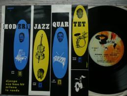 33 T LP 25CM MODERN JAZZ QUARTET DJANGO D.R. 84007 BARCLAY JOHN LEWIS PERCY HEATH MILT JACKSON KENNY CLARKE - Jazz
