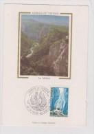 Carte Maximum  //   Premier Jour  //  Gorges Du Verdon   La Maline  //  4/03/78 - Cartoline Maximum