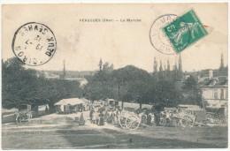 VEAUGUES - Le Marché - Autres Communes