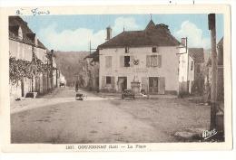 GOUJONNAC La Place écrite TTB - France